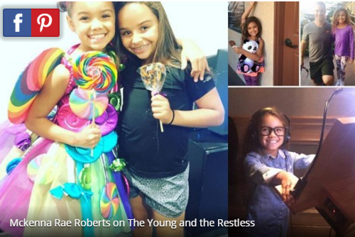 Y&R Photo Spotlight: McKenna Rae Roberts