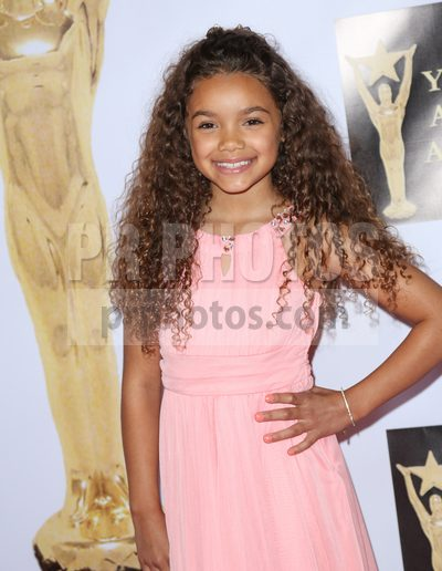 37th Annual Young Artist Awards - Arrivals